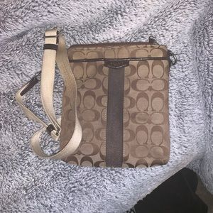 coach crossbody purse with wallet